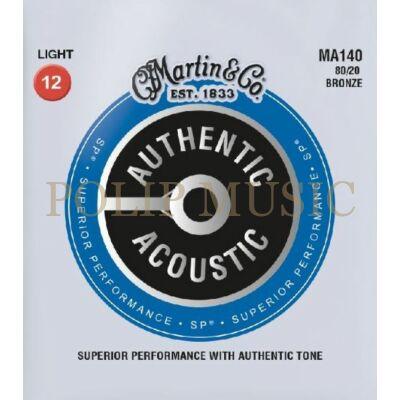 Martin MA140 Bronz Light 012-054 akusztikus húr