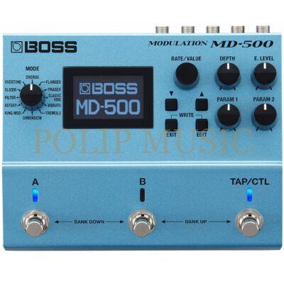Boss MD-500 modulációs effekt pedál