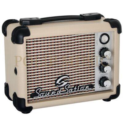 Soundsation MPA-10G 9V-os elem vagy adapterrel