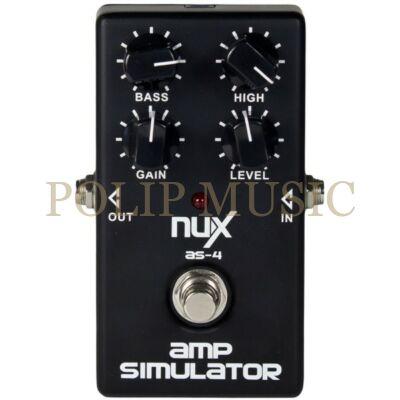 Nux AS-4 gitár effekt