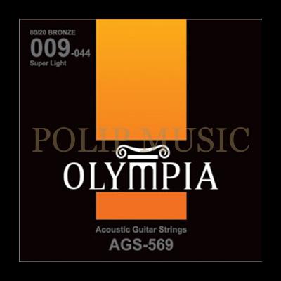 Olympia AGS 569 009-044 húrkészlet: szett