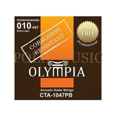 Olympia CTA 1047 Extra Light 010-047 akusztikus húr