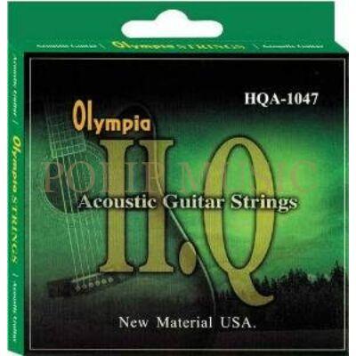 Olympia HQA-1047 Extra Light 010-047 akusztikus húr