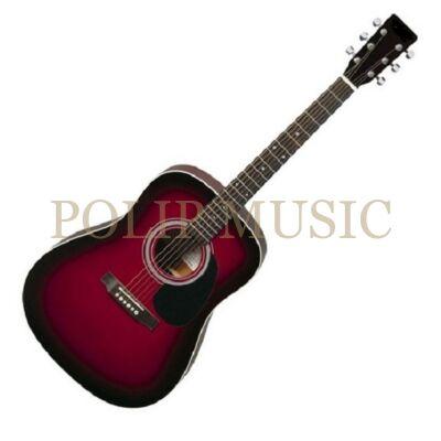 Pasadena AG-160 RDS akusztikus gitár