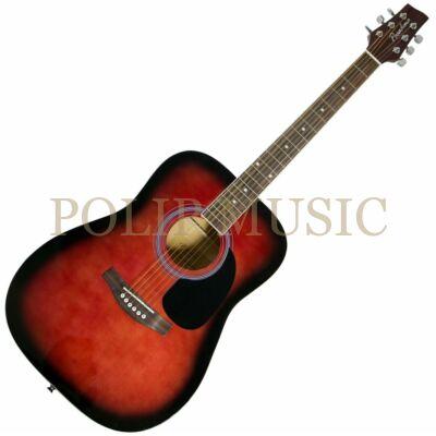 Pasadena AG-160 WR akusztikus gitár