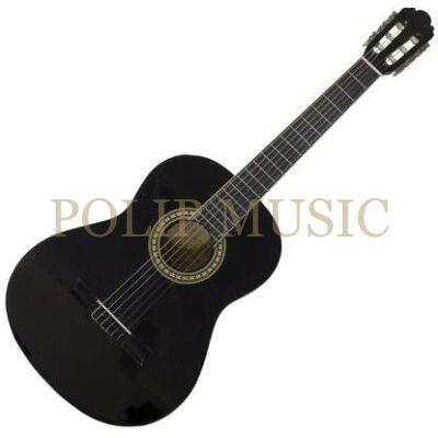 Pasadena CG161 BK 3/4 klasszikus gitár
