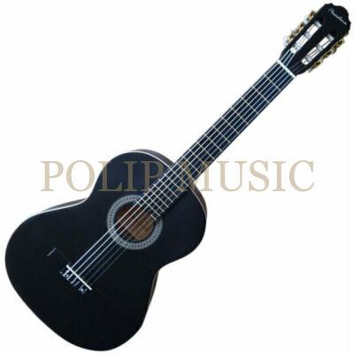 Pasadena SC041 4/4 Fekete klasszikus gitár
