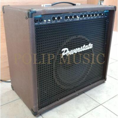 Powerstate CHORUS100 100W-os tranzisztoros gitárerősítő (Használt termék)