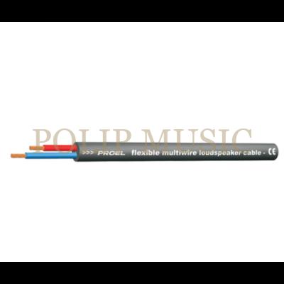 Proel HPC600 2x0,75 mm² hangfalkábel