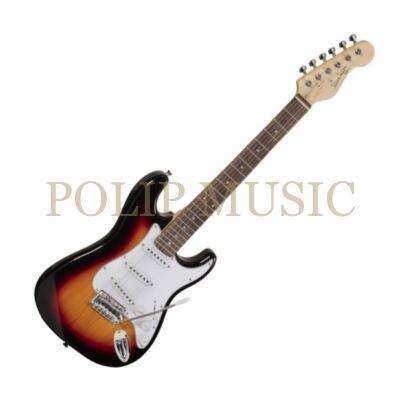 Soundsation RIDER-JR 3TS 3/4 Double Cutaway elektromos gitár
