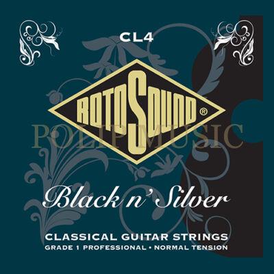 Rotosound CL4 klasszikus gitárhúr