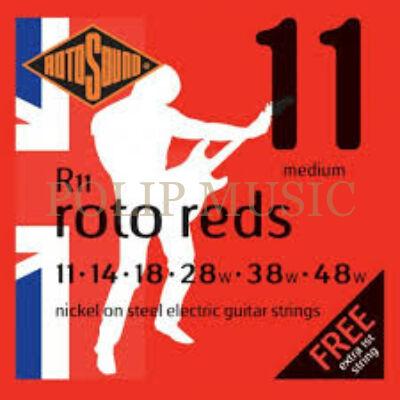 Rotosound R11 Medium 011-048 elektromos gitárhúr