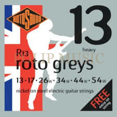Rotosound R13 Heavy 013-054w elektromos gitárhúr