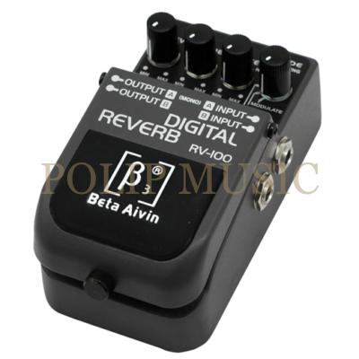 Elder Audio RV-100 Digital Reverb pedál