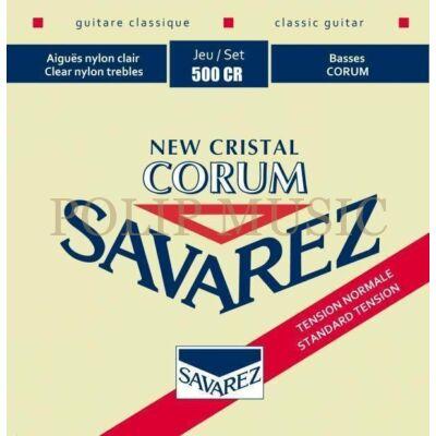 Savarez 500CR Normal Tension 028- 042 Red klasszikus húr