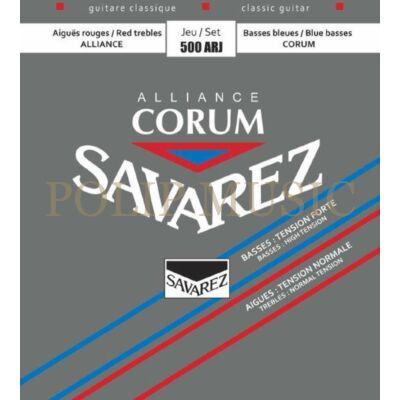 Savarez 500ARJ Alliance Corum Red/Blue klasszikus gitár húr