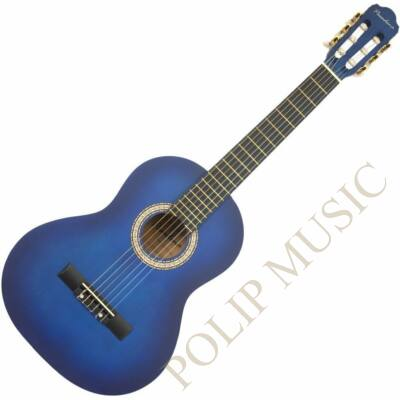 Pasadena SC041 3/4 Kék klasszikus gitár