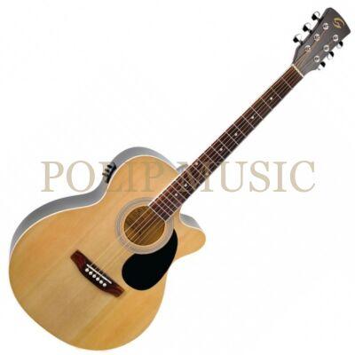 Soundsation Yellowstone MJCE NT elektroakusztikus gitár