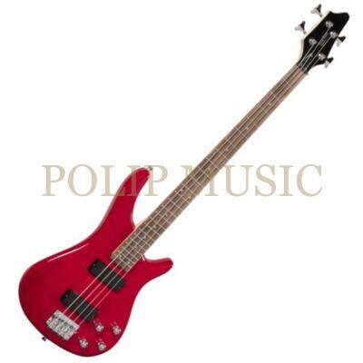 Soundsation GUNBARREL-4 TRD -  hídra és nyakra szerelt pickuppel basszusgitár