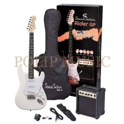 SOUNDSATION Rider GP elektromos gitárszett