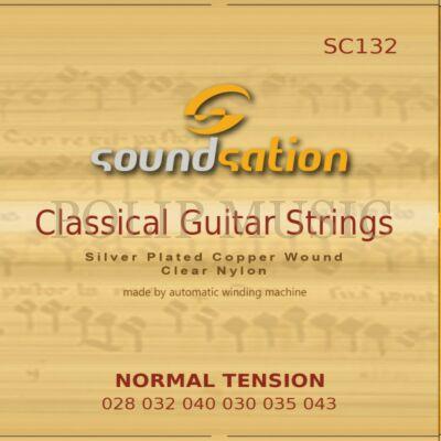 Soundsation SC 132 Normal Tension 028-043 klasszikus húr
