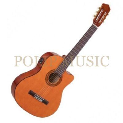 Toledo Primera Plus CE-44 NT elektro-klasszikus gitár