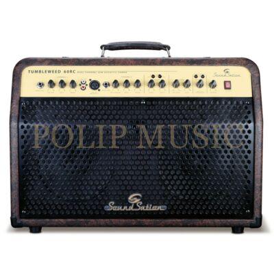 Soundsation Tumbleweed-60DC akusztikus gitárkombó