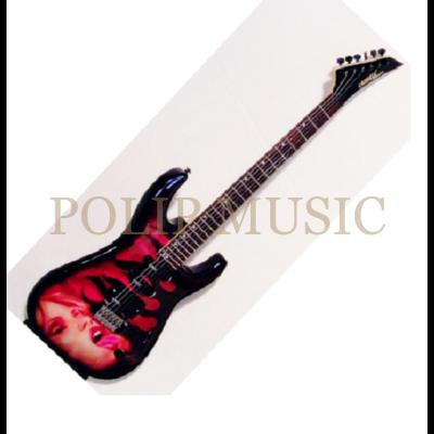 Uniwell J-100 FW CC elektromos gitár