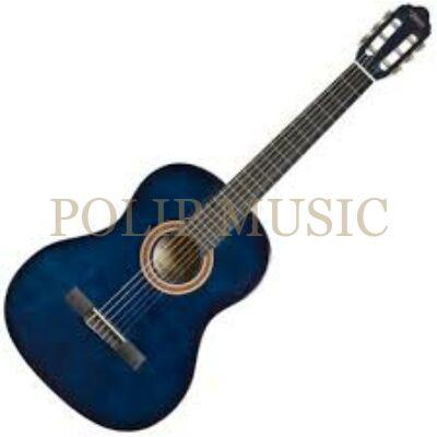 Valencia VC104 BLUE sunburs 4/4 klasszikus gitár