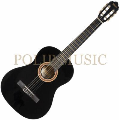 Valencia VC104 BK 4/4 klasszikus gitár