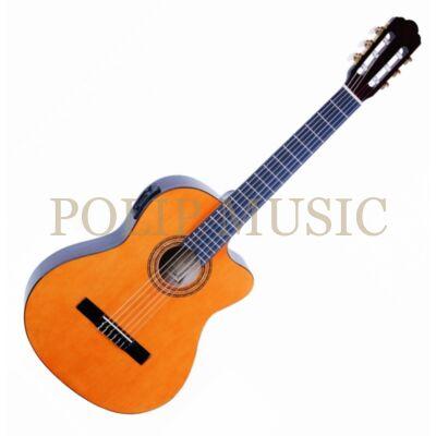 Toledo CG-200 CE YW elektro-klasszikus gitár