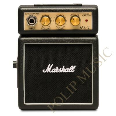 Marshall MS-2 gitárerősítő fej