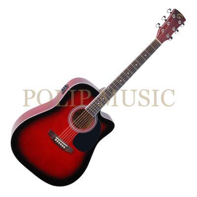 Soundsation Yellowstone DNCE RDS elektroakusztikus gitár