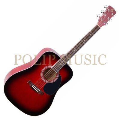 Soundsation Yellowstone DN RDS akusztikus gitár
