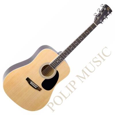 Soundsation Yellowstone DN NT akusztikus gitár