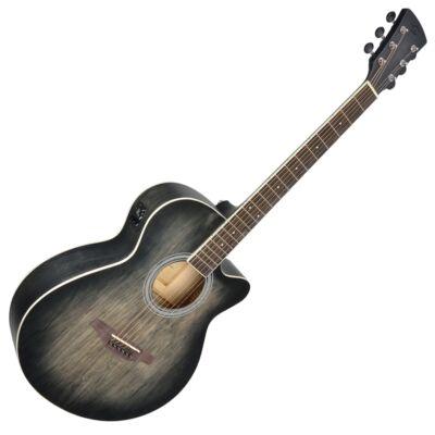 Soundsation Saguaro-HW-CE BK elktroakusztikus gitár